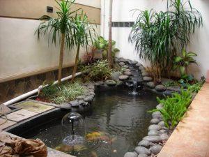Taman Rumah Minimalis Bandung