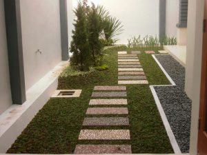 Jasa Taman Rumah Minimalis Bandung