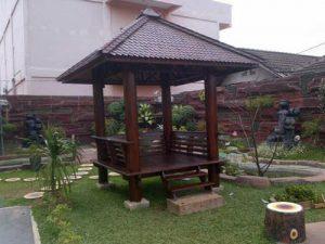 Tukang Saung Rumah Bandung