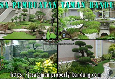 Jasa Pembuatan Taman Bandung